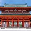 京都の平安神宮は必ず行きたい!!その理由は?
