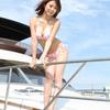 及川夏【B92巨乳グラドルの水着画像】