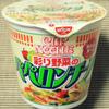 日清食品 カップヌードル パスタスタイル 彩り野菜のペペロンチーノ