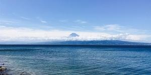 世界初?海底から富士山まで登山してきた