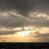 朝景色~その98『天使の梯子』
