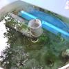 「庭いじりの贅沢」「湧清水」のメンテナンス(7)モーターが止まったらブレーカは2つある。