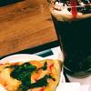 マルゲリータとカフェモカ
