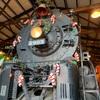 Happy Holiday Railway Santa Train