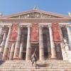 【ゲーム:ACオデッセイ】アサシンクリードオデッセイでペガサスに乗ったり伝説のハデス神殿を発見したのだわ!!