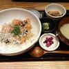 代々木【かのや】日替わり定食(海鮮丼・大盛) ¥880