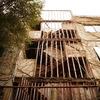 兵庫県 『鉄格子のコンクリート廃墟』
