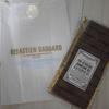 フランスパリ旅行で購入したチョコレート(Sébastien Gaudard セバスチャンゴダール)