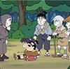 【アニメ】忍たま乱太郎 26期【学園長と竜王丸 忍者らしさ】