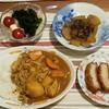 2017/08/24の夕食