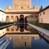 赤い城 アルハンブラ宮殿
