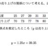 LuaTeXで単回帰の係数を計算して本文に埋め込んだ
