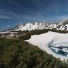 みくりが池温泉宿泊記 標高2410メートル日本最高所の温泉宿