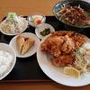 台湾ラーメンとこぶし大の唐揚げで遅い昼ご飯 @小美玉 台湾料理 味家和