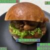 🚩外食日記(648)    宮崎ランチ   「ゲズンタイト」⑤より、【厚切り熟成ポークの豚カツドック】【照り焼きチキン】‼️