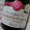 【BBA晩酌ワイン】スペイン産金賞辛口スパークリング~アシエンダ デル カルチェ