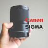 【SIGMAカミソリマクロの描写力】シグマの最新レンズとCANONのLレンズを比較した結果・・・