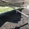 【太陽光発電】野立太陽光の完成現場