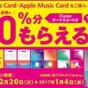 サークルKサンクスでiTunesカード10%増量キャンペーン開催中 (2017年1月4日まで)