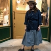 Nigel Cabourn Woman'Sコーディネート