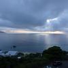 奄美大島の夕日