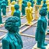 偏差値至上主義で大学選び:ベートーベンの「運命」が流れる