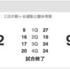 琉球ゴールデンキングス、11/11(土)の西宮戦をスポナビライブで観戦したった。