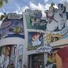 2020年フロリダ旅行DAY9★ユニバの〆はちびっ子エリアで⚓︎ポパイのお船とDr.Seuss