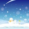 【無料/フリーBGM素材】雪の民族、軽快なリズム、カリンバ『Snowman』クリスマス音楽