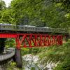和歌山、南海高野線で行く九度山、話題のおむすびスタンド「くど」とか旧トロッコ道 竜王渓 高野山森林鉄道跡でのハイキングとか。