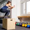 前十字靭帯(ACL)障害予防のためのトレーニングプログラム(不適切な筋の活性化を修正し、着地時にかかる力を減少させ、膝関節の外反モーメントと回旋を減らし、ハムストリングの筋力を増加させることを目的とする)
