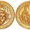 オーストリア ザルツブルク1668年10ダカットNGC AU53