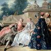 ジャン=フランソワ・ド・トロワの『愛の告白』で見るロココの男性服「アビ・ア・ラ・フランセーズ」