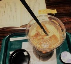 ★JR大阪駅でたっぷりミルクコーヒー