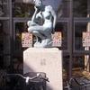 彫刻放浪:京成高砂→奥戸→小岩