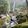 【熊野滝めぐり】宝龍の滝・部屋滝・筆藪の滝で滝ヨガしてきた(和歌山県新宮市熊野川町)