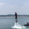 【夏にオススメの遊び】新しいマリンスポーツ!フライボードを体験してみた!