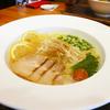 暑い、しんどい。そんなときには、ら.ぱしゃの塩れもん麺!@鹿児島市山田町