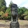 小坂二宮神社の狛犬