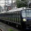 相鉄12000系12101×10、新宿・大宮方面へ。