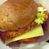 KFCの「デラックスチキンフィレサンド」を食べました【50周年】