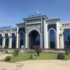 【ウズベキスタン①】インドとのギャップ...ウズベクは結構都会だった