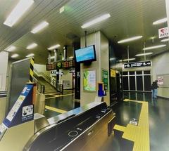 ★河内永和駅