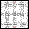 矢印付き迷路:問題24