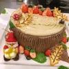 ケーキの飾りに、葉っぱのチュイル【レシピ】