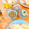 【簡単】ディップソースの作り方・パンを美味しくおしゃれに食べよう【おしゃれ】【女子会】