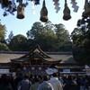 元旦の大神神社を訪問
