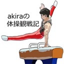 akiraの体操観戦記