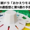 NHK朝ドラ「おかえりモネ」第8週感想と第9週の予告