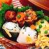 【キャラ弁】ひな祭り☆お雛様おにぎりと丸め焼き弁当